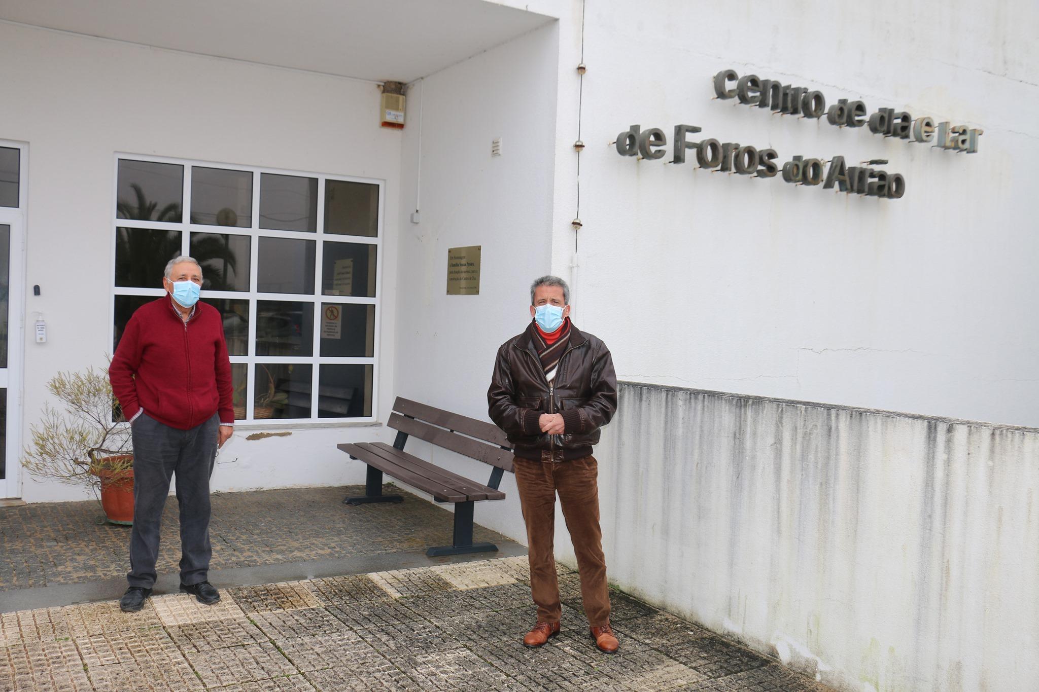 Prossegue a vacinação ao Sars-Cov-2 em Ponte de Sor