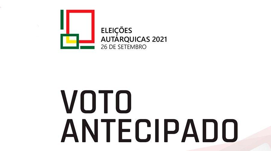 🗳 Voto Antecipado