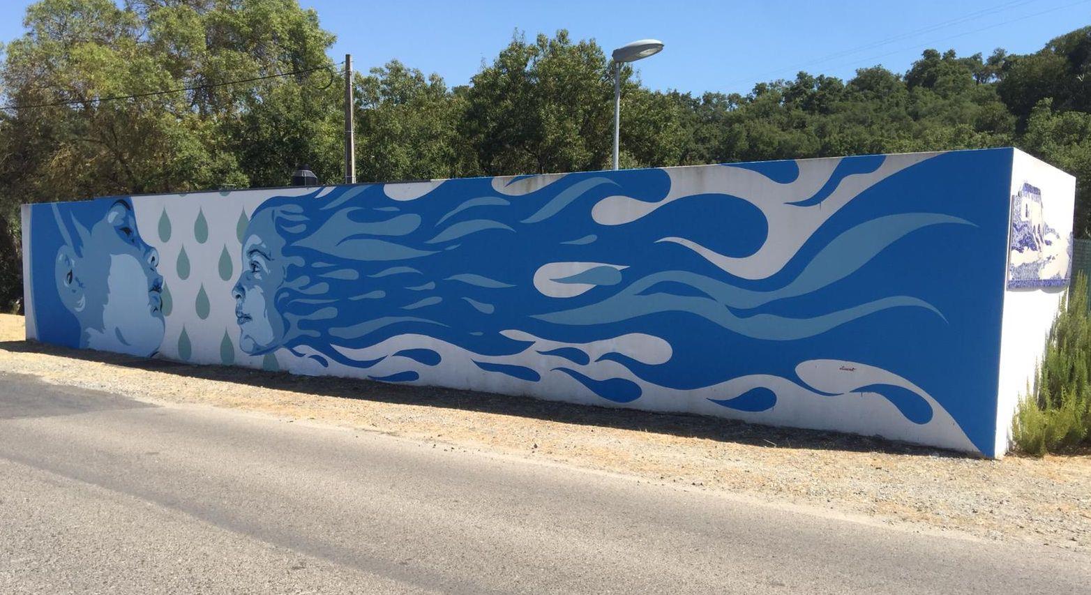 Arte Urbana no concelho