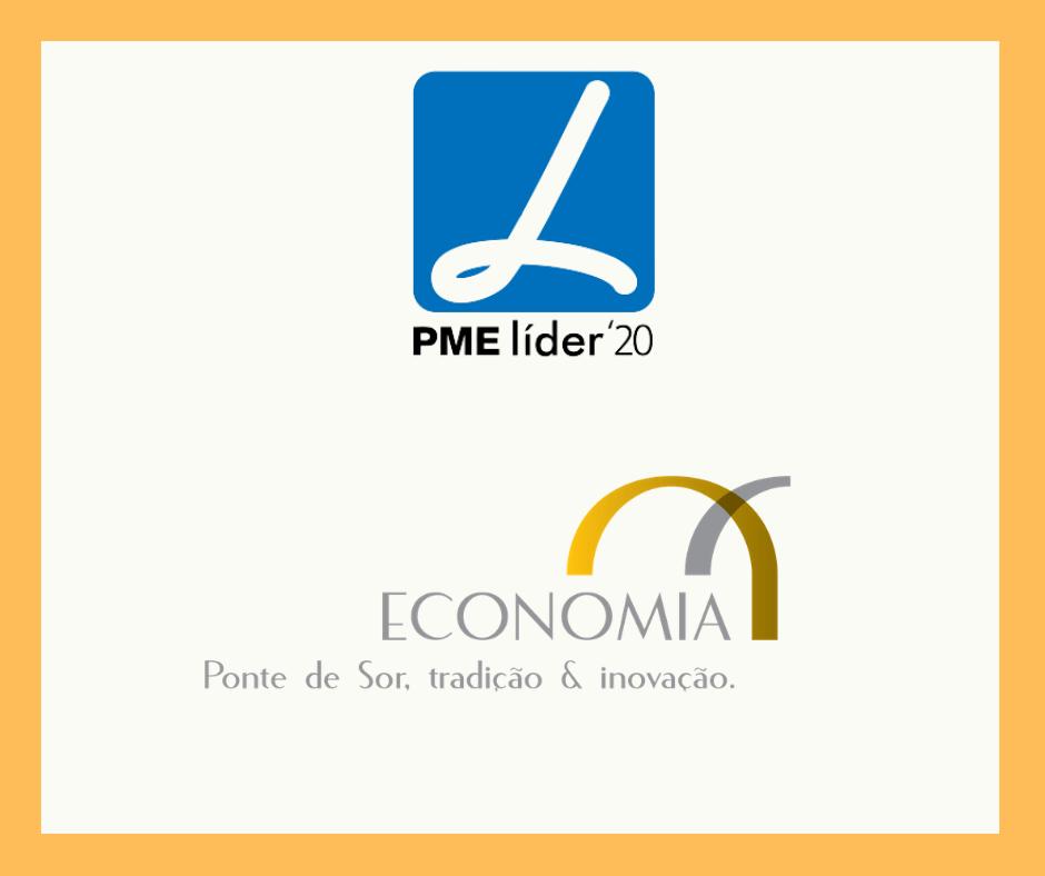 Onze empresas locais distinguidas com o estatuto PME Líder 2020