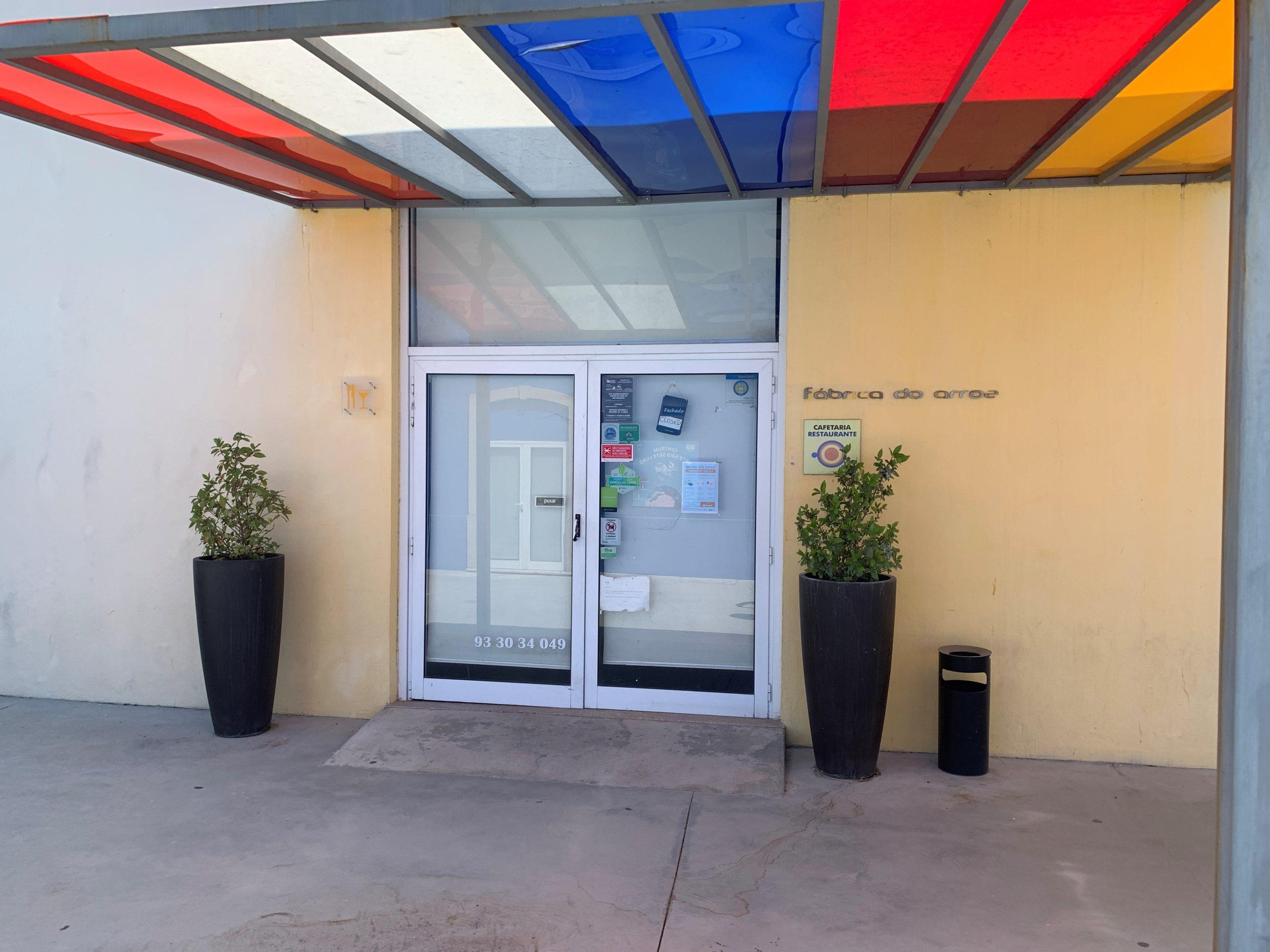 Oferta Pública para Arrendamento de Restaurante no Centro de Artes e Cultura