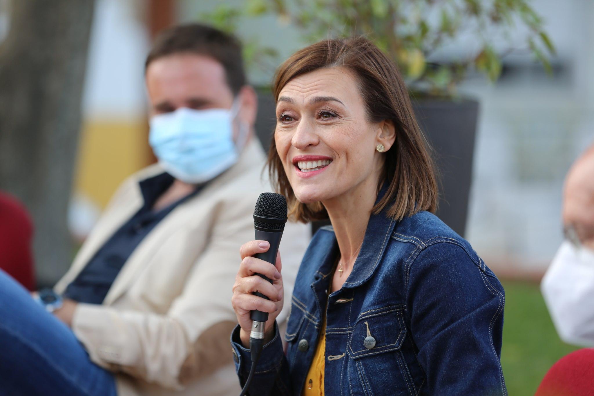 Fátima Lopes apresentou livro em Montargil