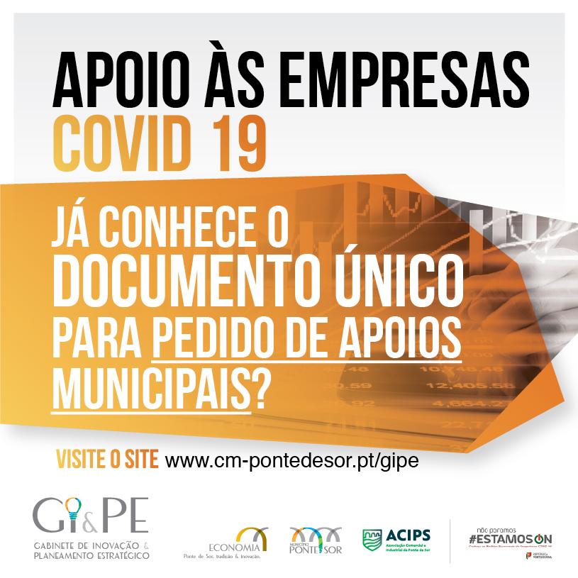 Apoio Municipal – Documento Único