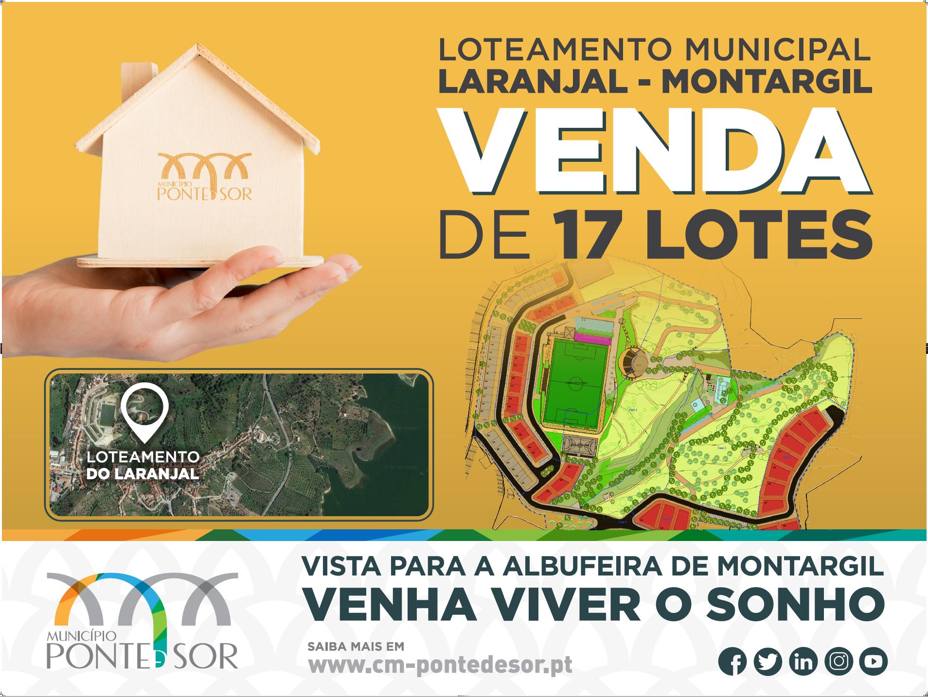Loteamento do Laranjal – Montargil