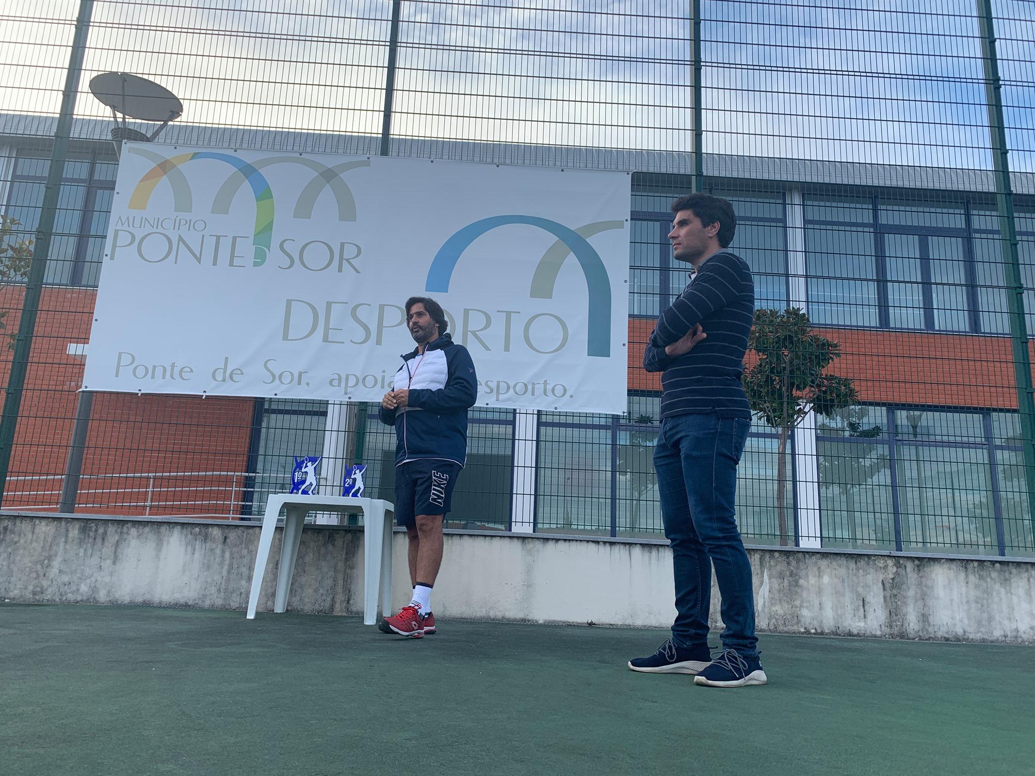 Masters Cup Final e SmashTour em Ponte de Sor