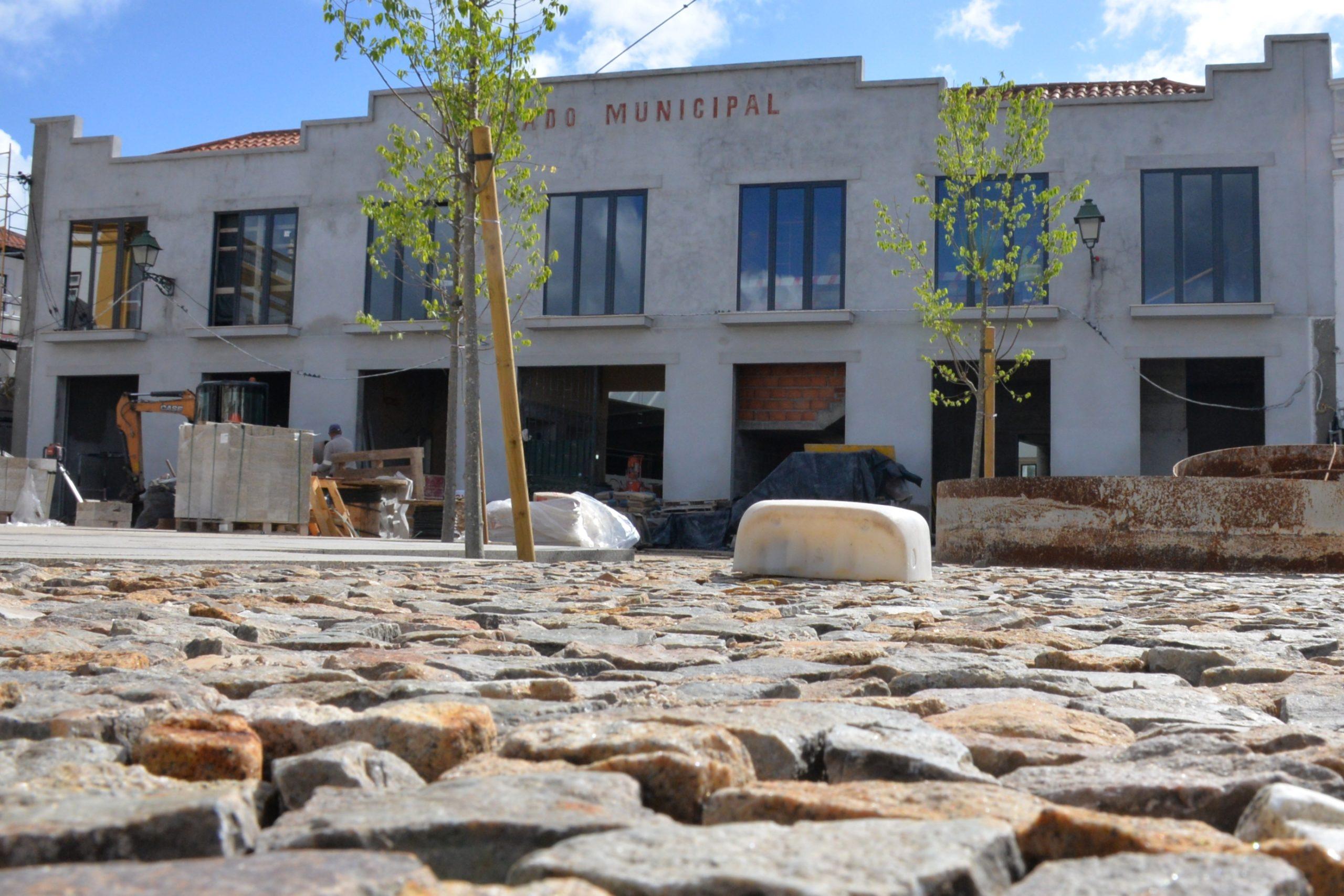 Obras do Mercado Municipal quase concluídas
