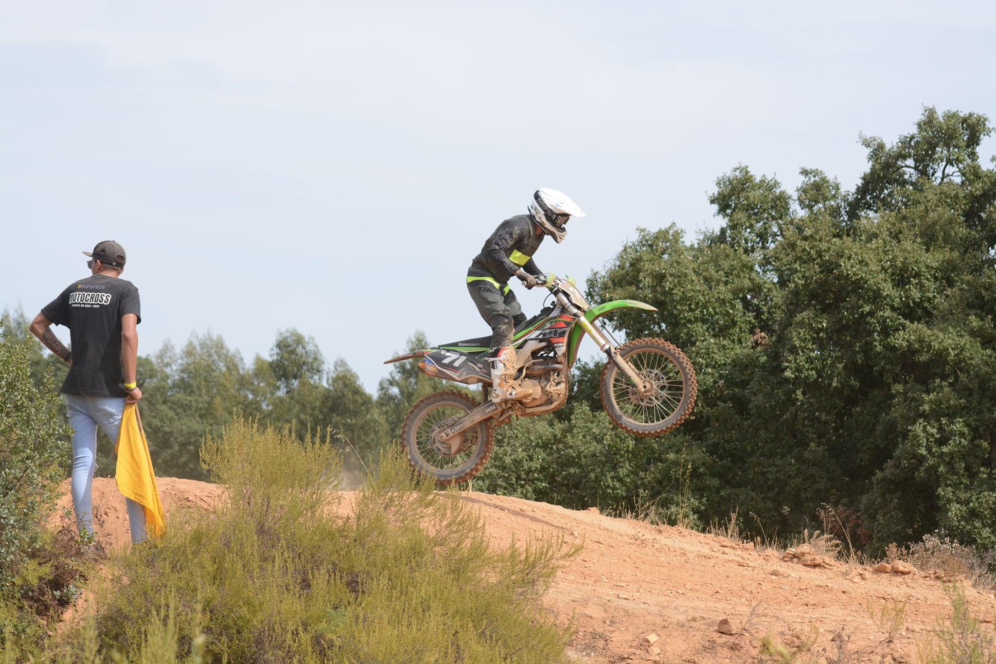 Ponte de Sor recebeu Motocross