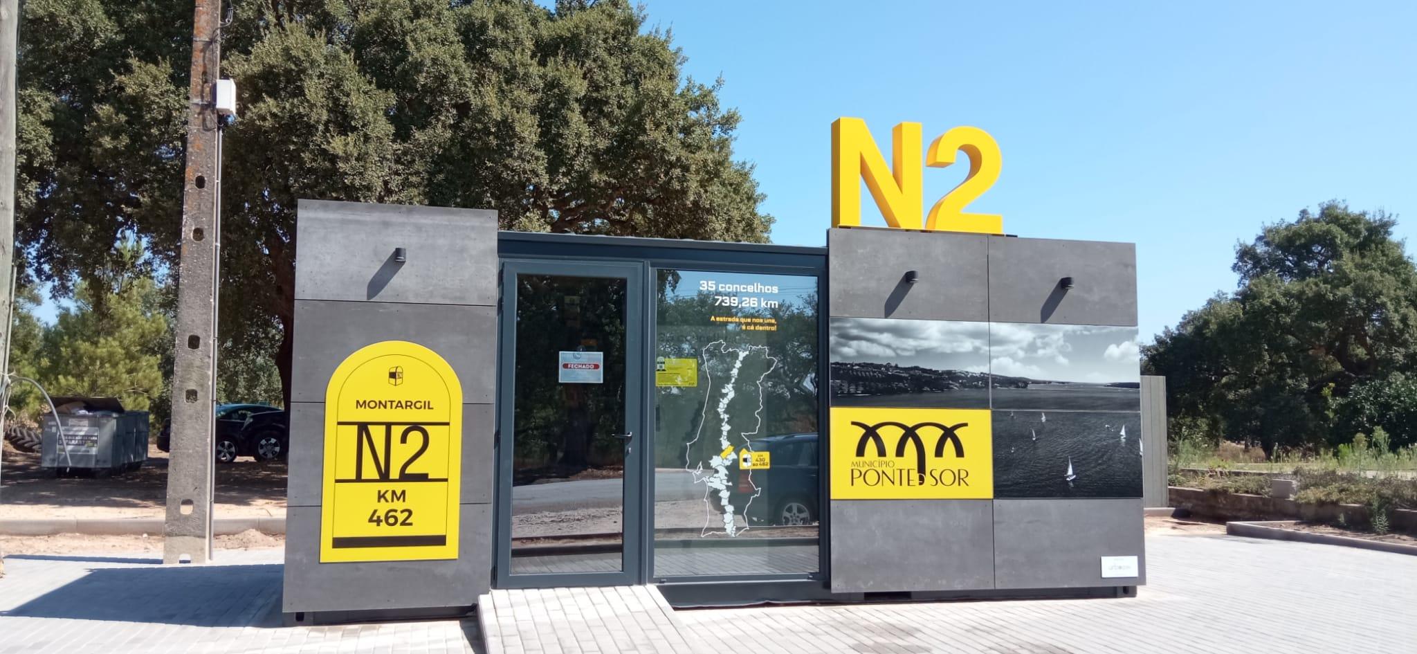 Novo Posto de Turismo em Montargil