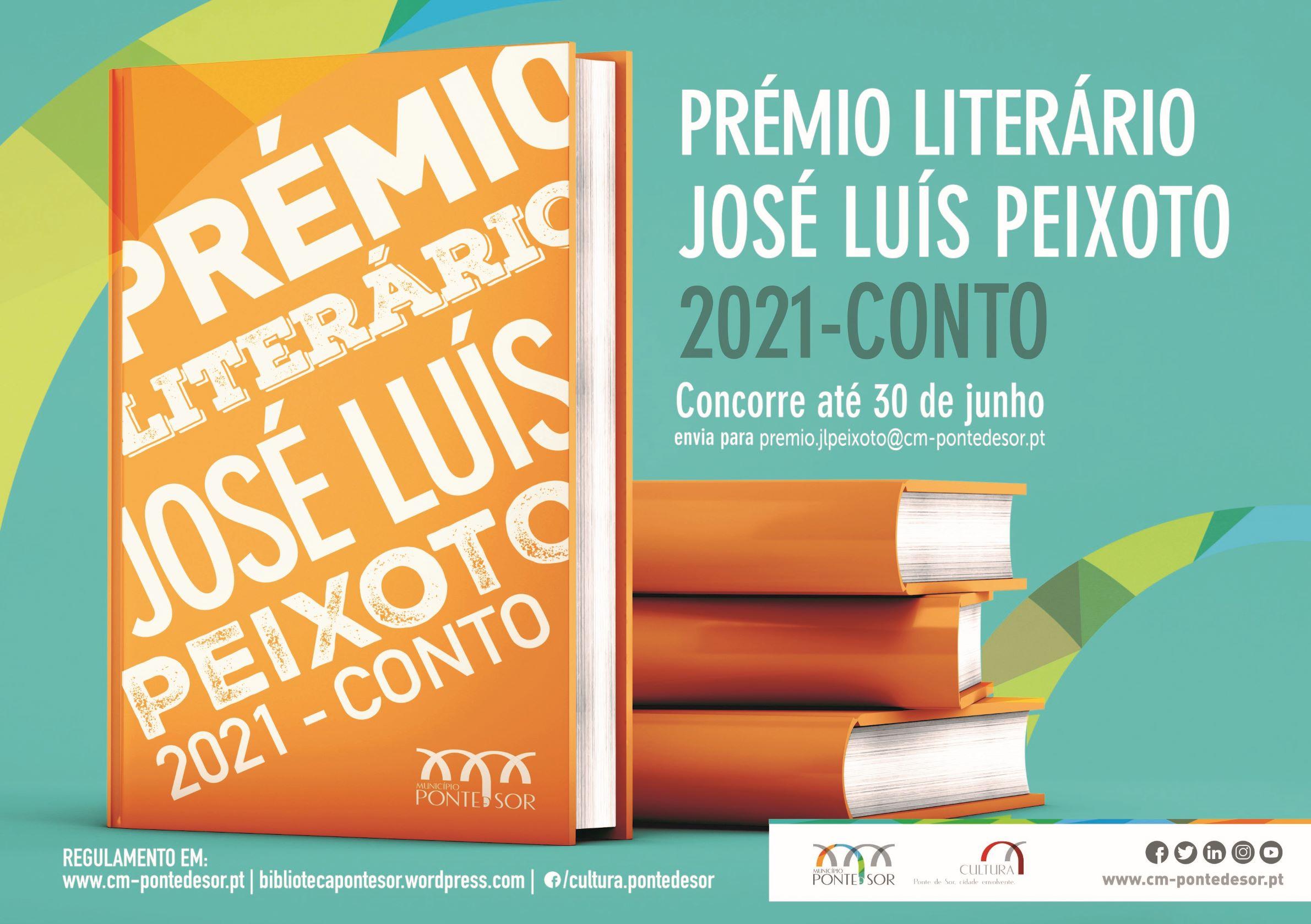 Prémio Literário José Luís Peixoto