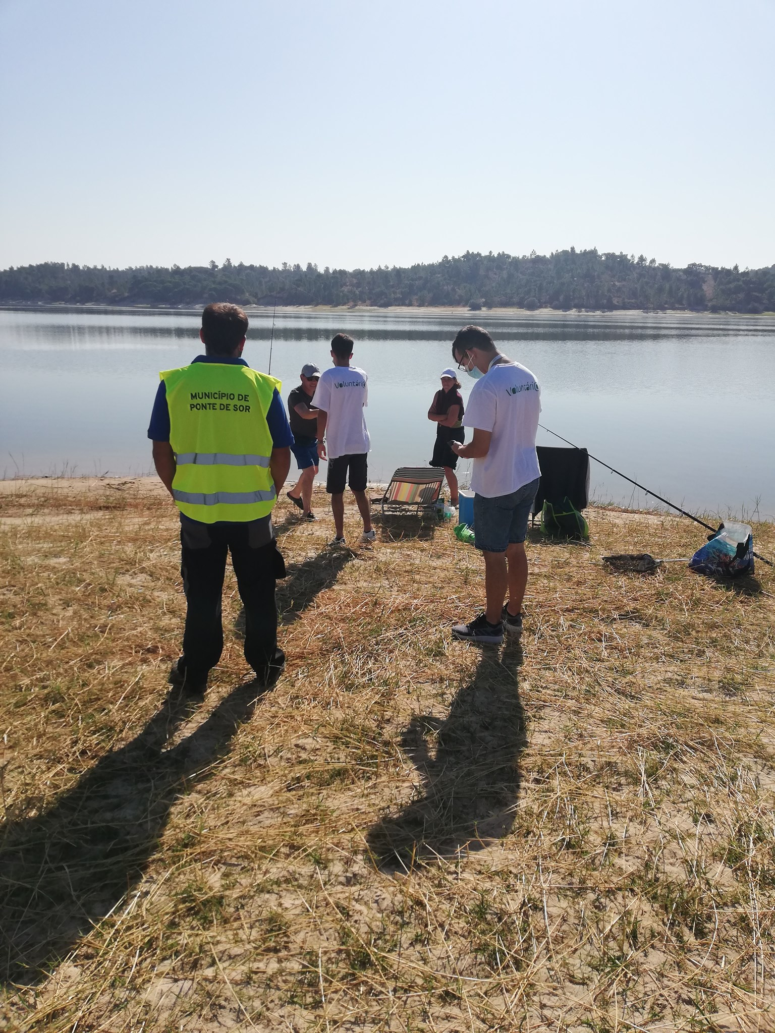 Voluntariado Jovem para a Natureza e Florestas prossegue