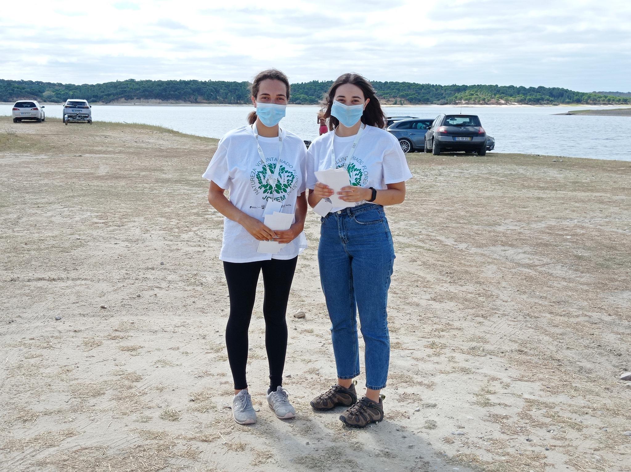 Concluído Voluntariado Jovem para a Natureza e Florestas